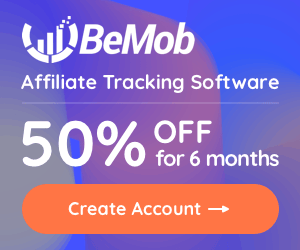 BeMob Tracking Software