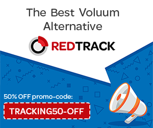 RedTrack Tracking Software